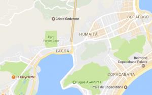 Trek corcovado Rio parque-lage