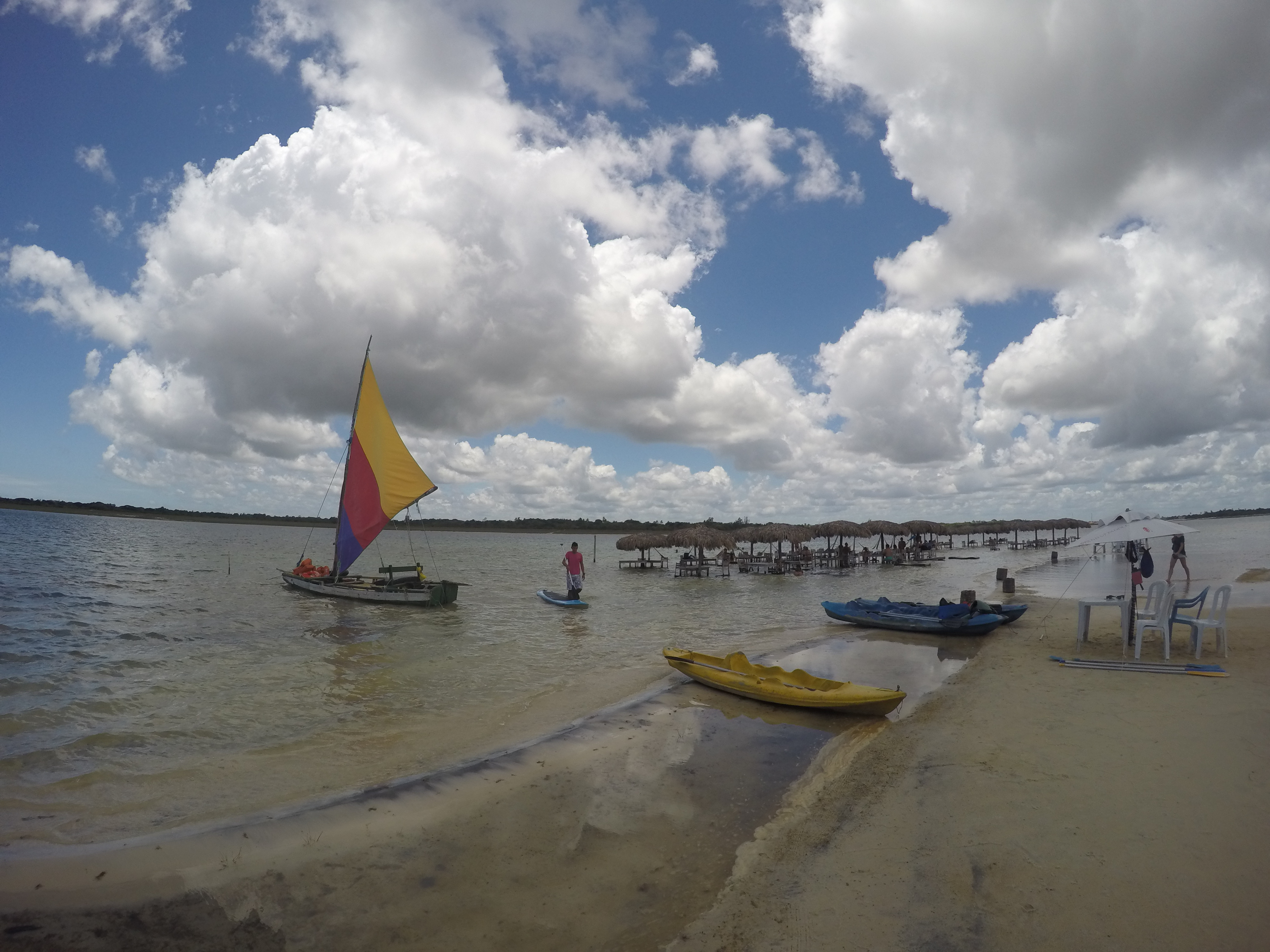 Lagoa Azul Jericoacoara Nordeste Brésil