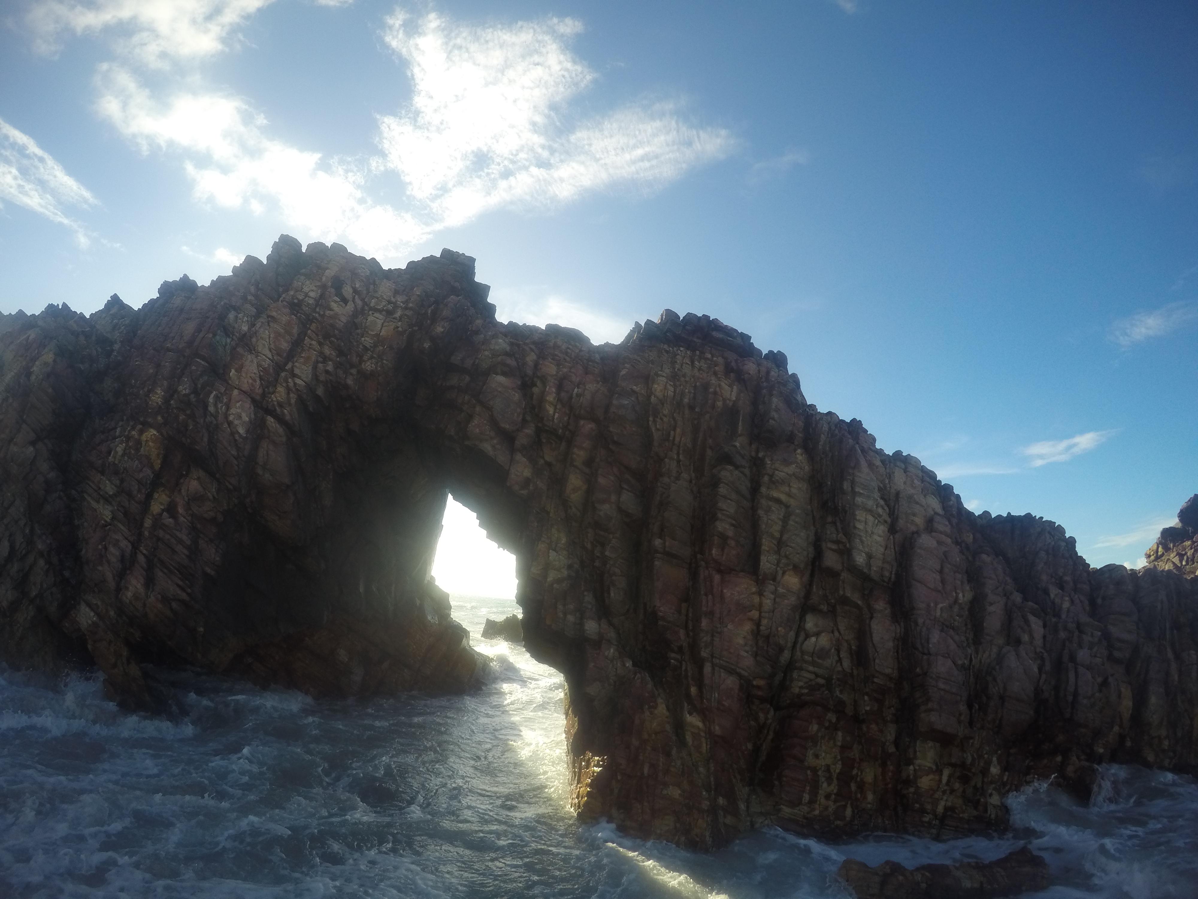 Arche de Pierre - Pedra Furada - Jericoacoara Brésil