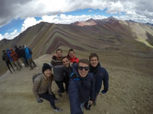 Rainbow Mountain Perou Trek