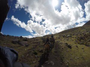 Trek à cheval Ausangate Perou