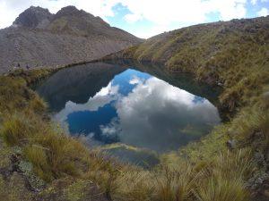Lagune Ausangate Perou