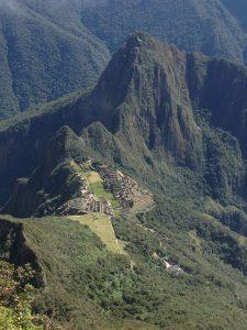Montana Picchu Perou Machu Picchu